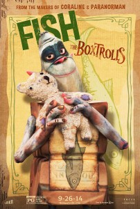 The Boxtrolls Fish
