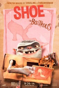 The Boxtrolls Shoe