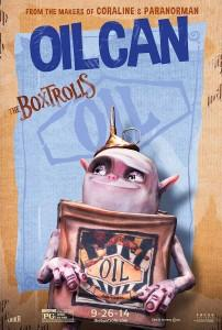 The Boxtrolls Oilcan