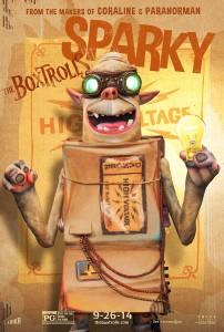 The Boxtrolls Sparky