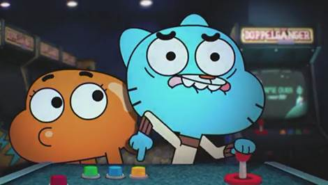 Amazing World of Gumball The Name