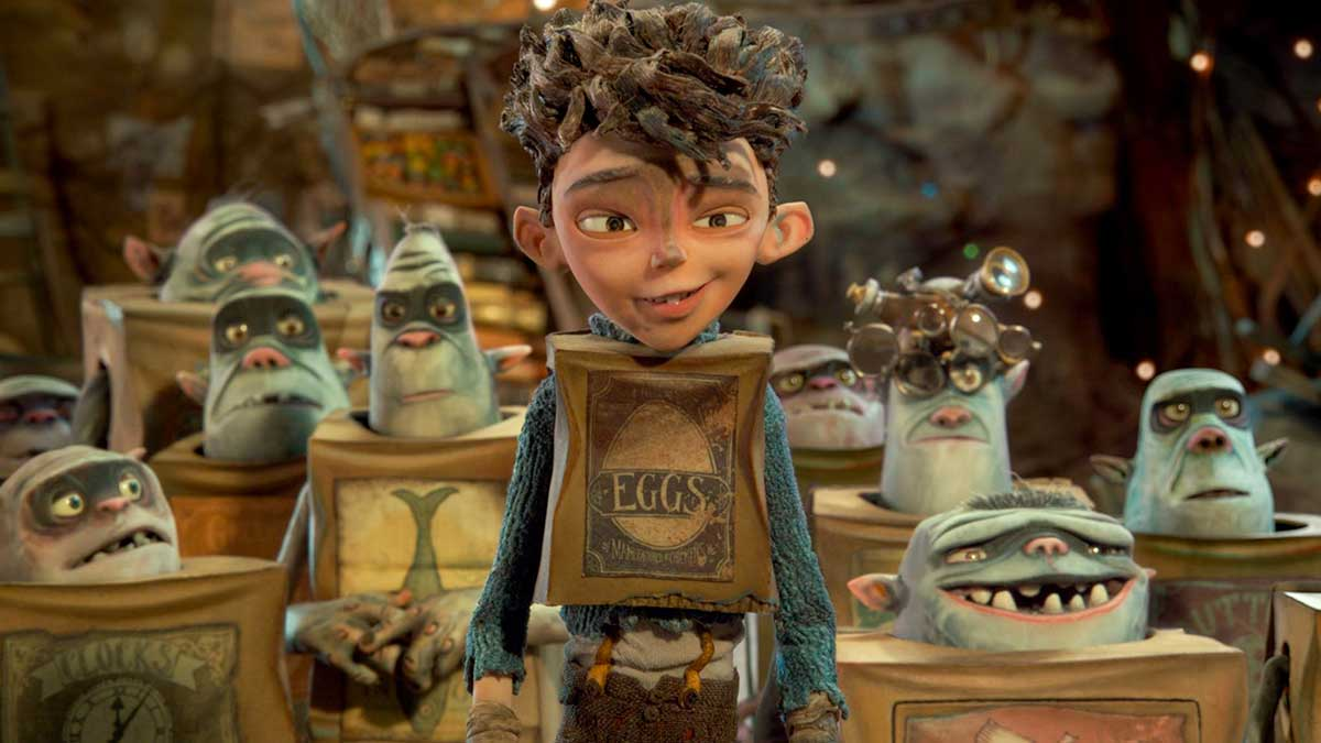 The Boxtrolls Eggs