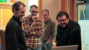 Boxtrolls Set Visit Laika Graham Annable Nick Frost