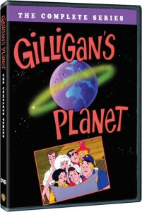 Gilligan's Planet Complete Series DVD