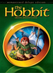 The Hobbit Remastered Deluxe Edition DVD