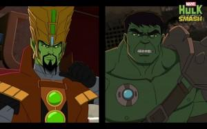 Hulk and the Agents of SMASH Planet Leader