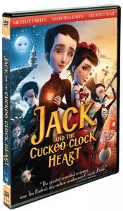 Jack and the Cuckoo Clock Heart DVD