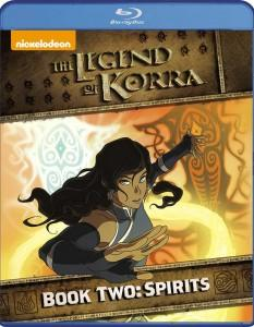 The Legend of Korra Book Two: Spirits