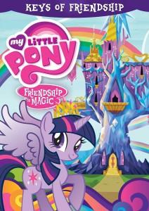 My Little Pony Friendship is Magic Keys of Friendship