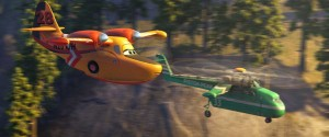 Planes: Fire and Rescue - Dipper and Windlifter
