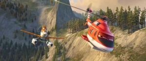 Planes: Fire and Rescue - Dusty and Blade Ranger