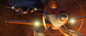 Planes: Fire and Rescue - Cabbie and Dusty