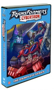 Transformers Cybertron Complete Series