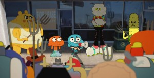 The Amazing World of Gumball the Gripes