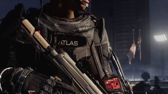 Call of Duty: Advanced Warfare Atlas