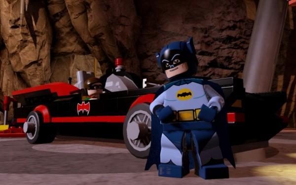 LEGO Batman 3: Beyond Gotham - 1960s Batman