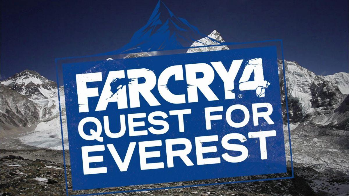 SDCC 2014: Play Far Cry 4 on Mt. Everest