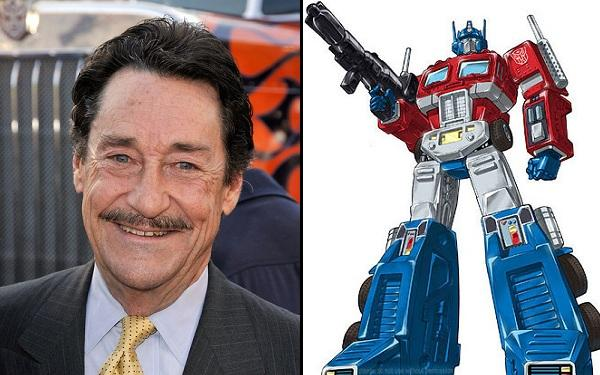 Peter Cullen Optimus Prime