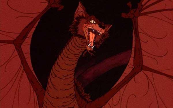 Rankin-Bass Hobbit Smaug
