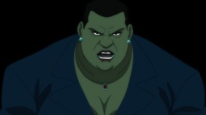 Batman Assault on Arkham Amanda Waller