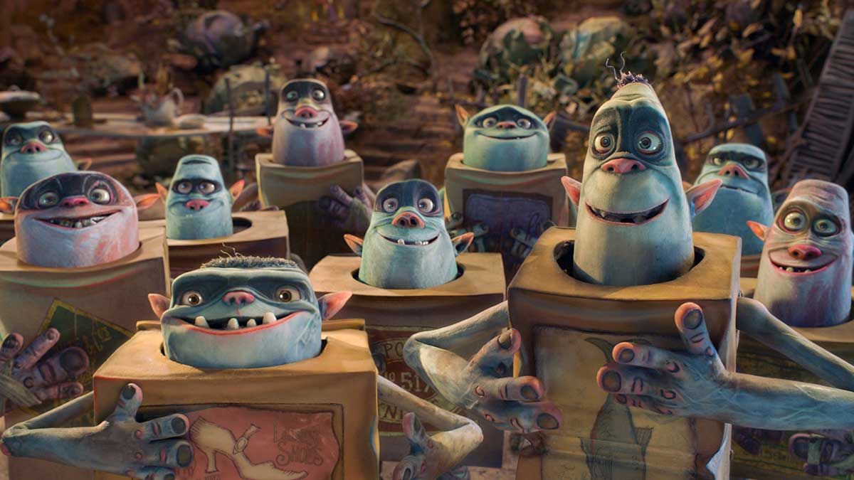The Boxtrolls Yay!