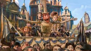 The Boxtrolls Lord Portly-Rind and Family