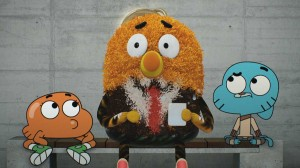 The Amazing World of Gumball The Boss