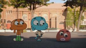 The Amazing World of Gumball The Move