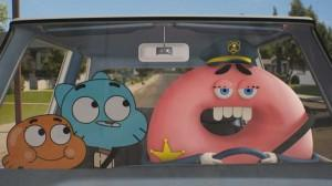 The Amazing World of Gumball The Law
