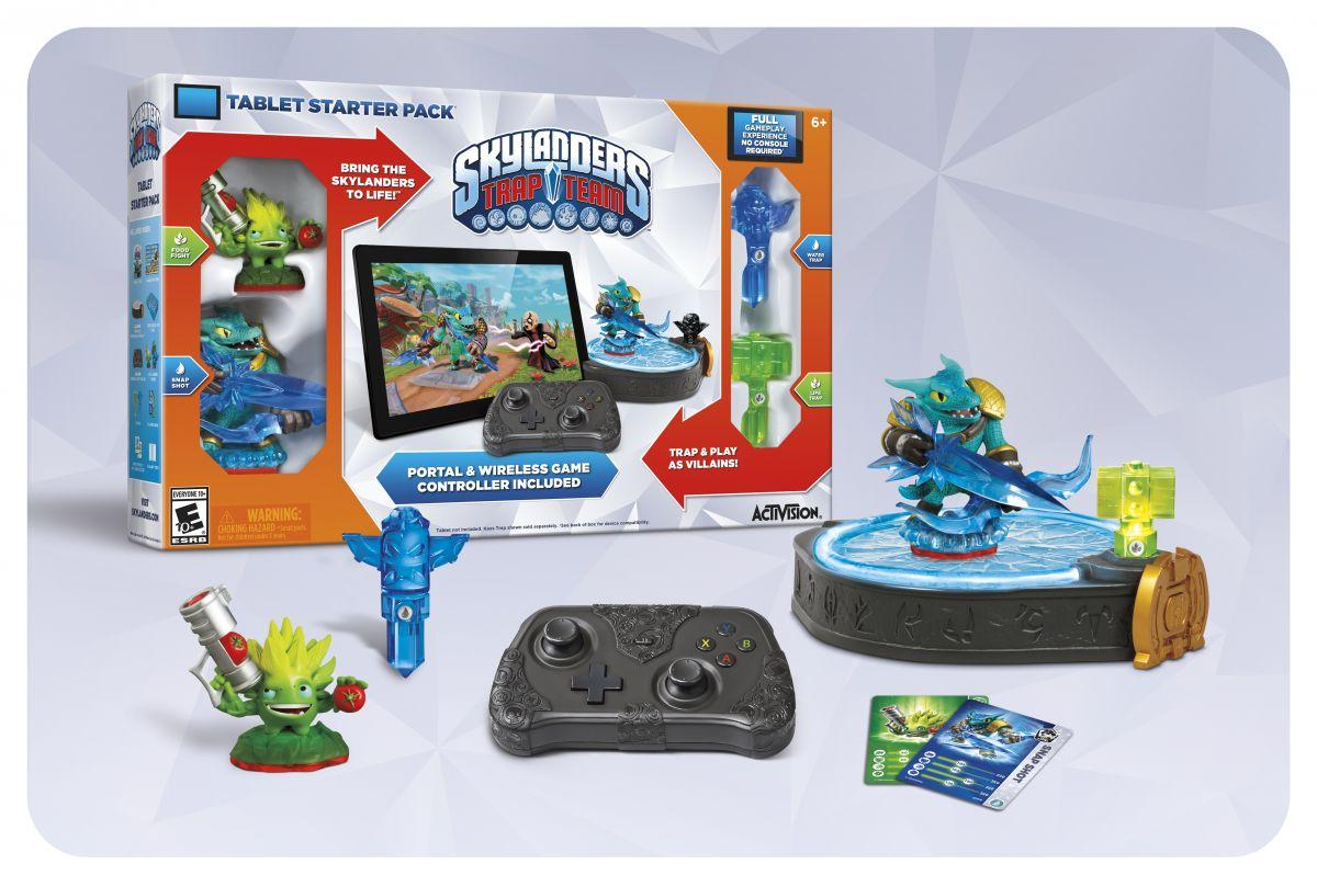Skylanders Trap Team for Tablets