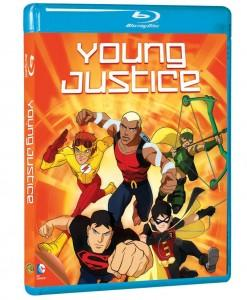 Young Justice: Season One Blu-ray