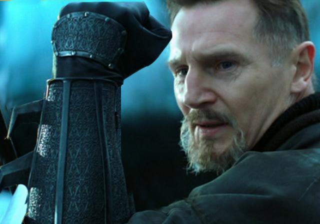 Liam Neeson as Ra's al Ghul