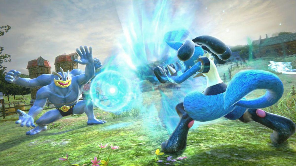 Pokémon Meets Tekken, and They Beat Each Other Up, in Pokkén Tournament