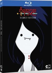 Adventure Time Season 4 Blu-ray