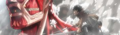 Attack on Titan Eren vs. Colossal Titan