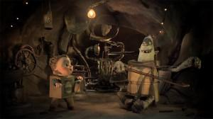 The Boxtrolls Eggs and Fish