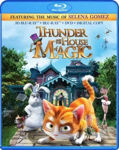 Thunder and the House of Magic Blu-ray