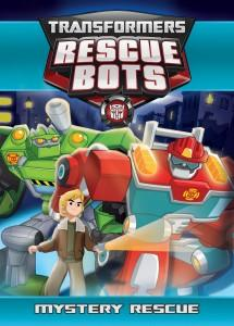 Transformers Rescue Bots Mystery Rescue