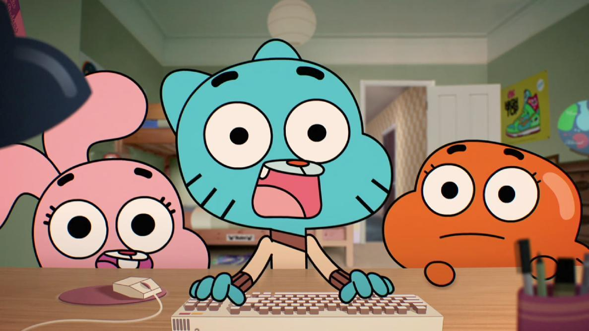 The Amazing World of Gumball The Password