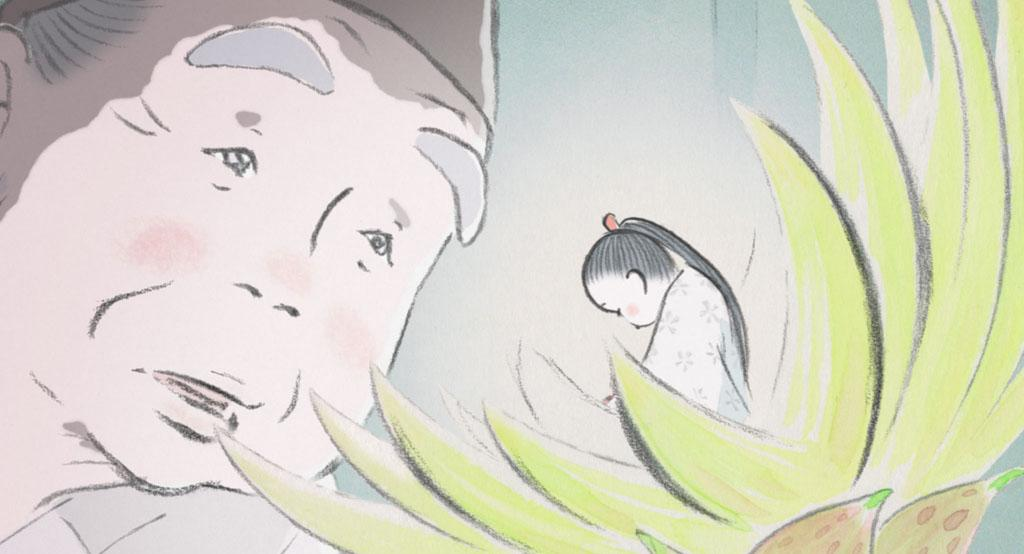 The Tale of The Princess Kaguya Kaguya Hime
