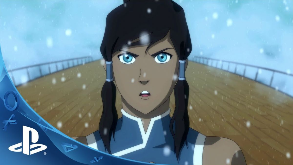 Legend Of Korra Video Game Behind-The-Scenes