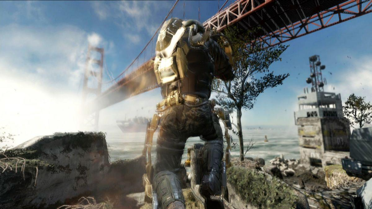 "New Trailer Offers a ""Deep Dive"" Into Call of Duty: Advanced Warfare MP"