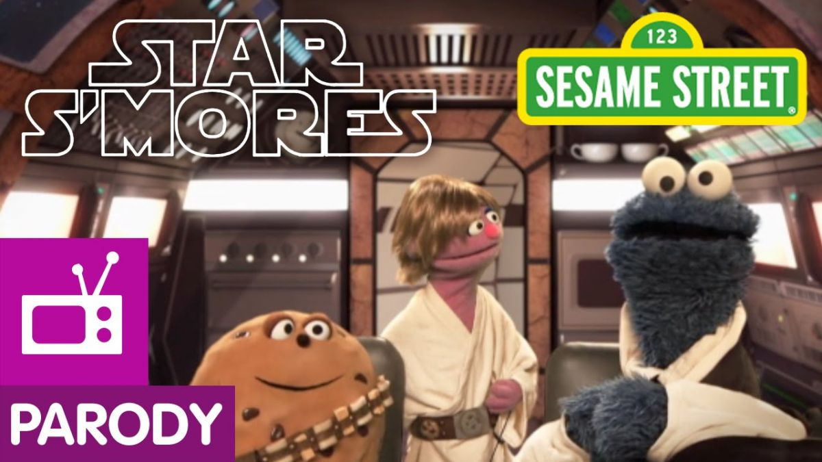 Sesame Street Presents Star S'Mores