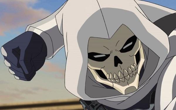 Ultimate Spider-Man Web Warriors Taskmaster