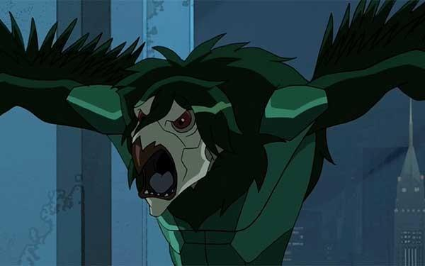 "CLIP: Meet the Vulture on ""Ultimate Spider-Man: Web ..."