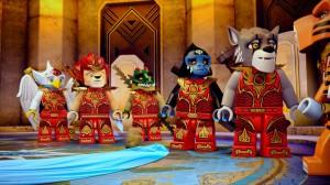 Lego Legends of Chima A Very Slippery Slope
