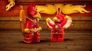 Lego Legends of Chima The Phoenix Has Landed