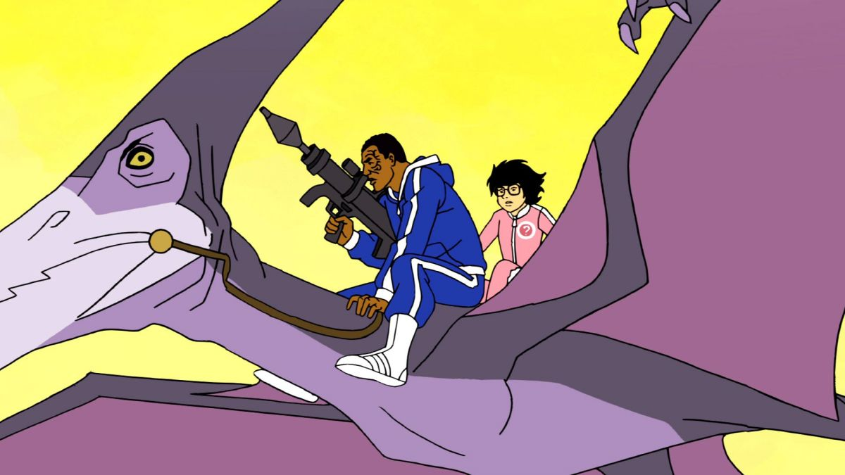 Mike Tyson Mysteries The End