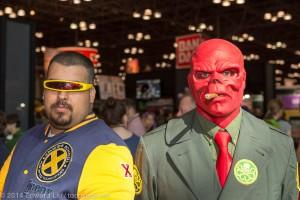 New York Comic Con Cosplay
