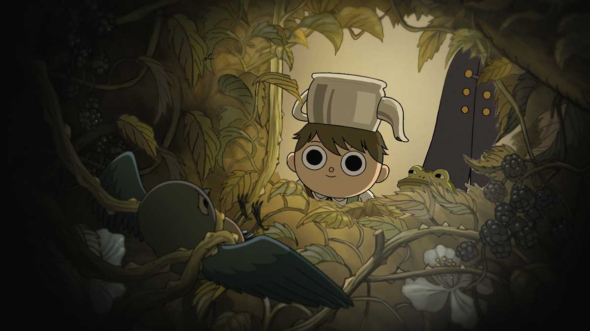 Clip cartoon network premieres for week of nov 3 2014 over the garden wall and more for Over the garden wall episode 3